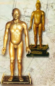 bronzeman